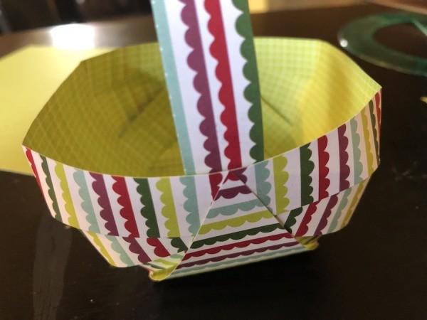 Craft Paper Basket Thriftyfun
