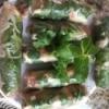 Pork and Shrimp Spring Rolls