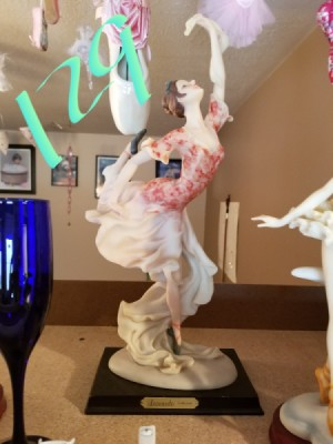 Value of a Leonardo Collection Figurine - ballet figurine