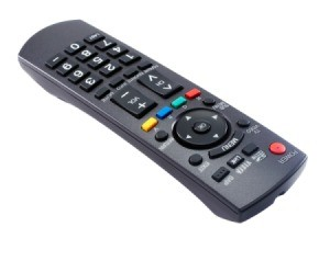 Remote Control on a white background