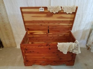 Value of a Murphy Cedar Chest