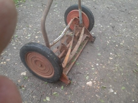Age and Value of a Great States Reel Mower