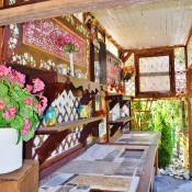 Potting Shed - countertops