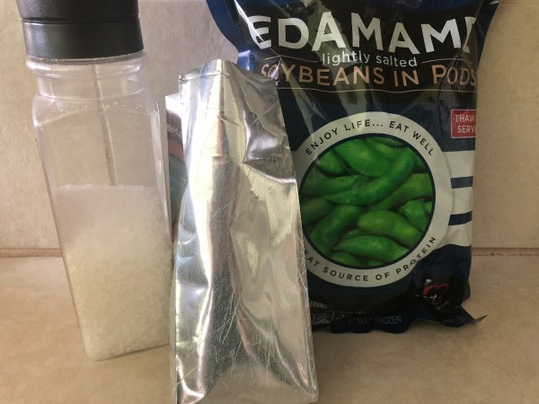 how to cook edamame out of pods