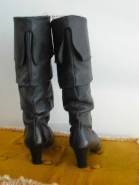Improving the Appearance of a Pair of Boots