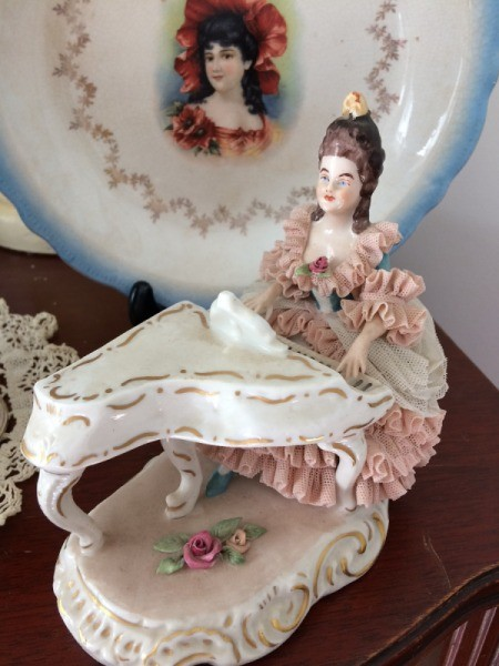 Value of Porcelain Dolls and Figurines
