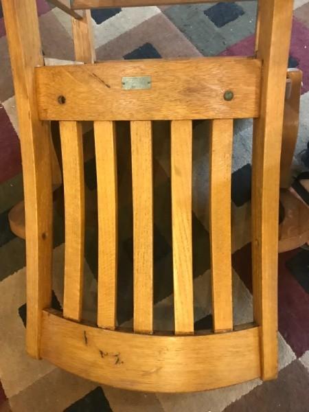 Amazing Finding The Value Of Murphy Chairs Thriftyfun Uwap Interior Chair Design Uwaporg