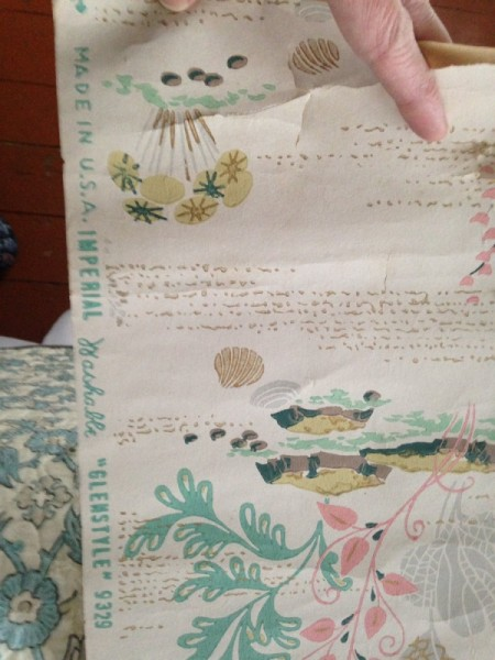 Information on Old Imperial Wallpaper
