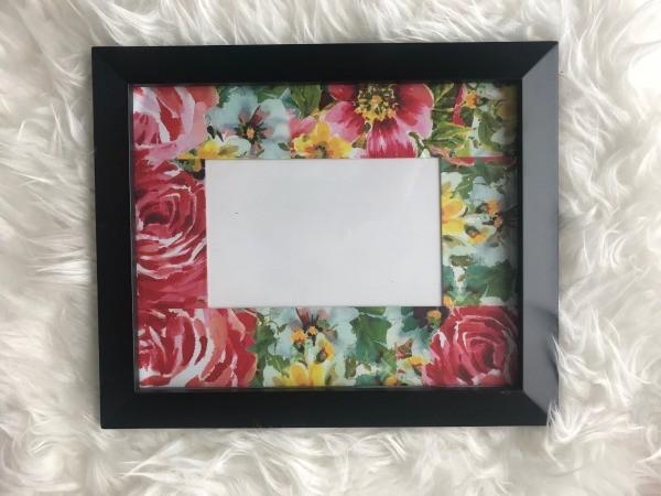 Custom Photo Frame Mat | ThriftyFun
