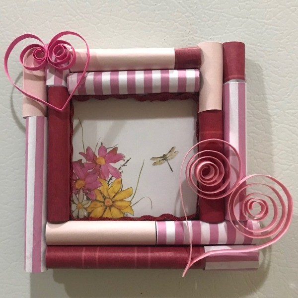 Picture Frame Magnet | ThriftyFun