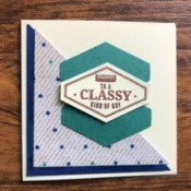 Use Paper Scraps to Enhance Cards - paper scraps to create 3D effects on greeting cards