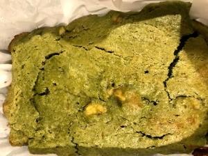 baked Matcha Green Tea Banana Bread
