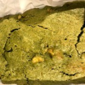 baked Matcha Green Tea Banana Bread