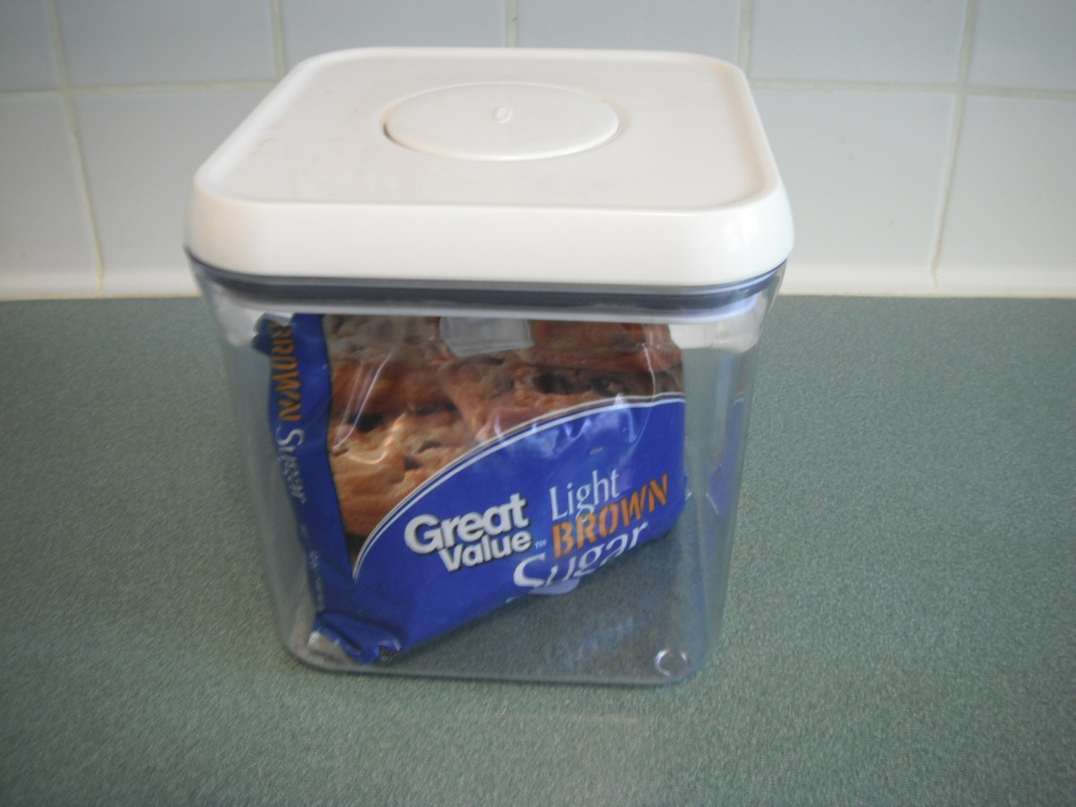 Airtight Container To Keep Brown Sugar Soft Thriftyfun