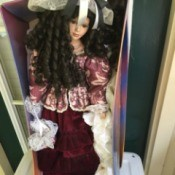 Value of an Ashley Belle Doll - in box