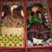 Value of an Ashley Belle Doll - doll in carrying case