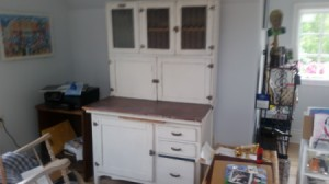 Value of Flour Bin Cabinet - Hoosier Style Cabinet