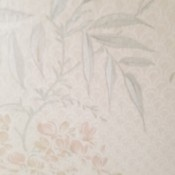 Finding Discontinued Wallpaper - muted print floral wallpaper