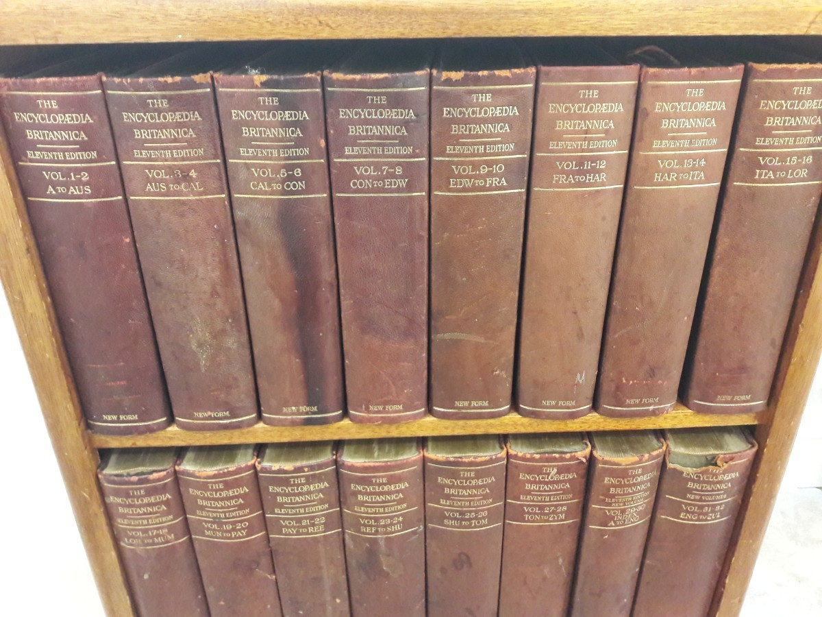 End of print for Encyclopaedia Britannica | News | Al Jazeera
