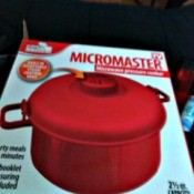 Assembling a Micromaster Microwave Pressure Cooker