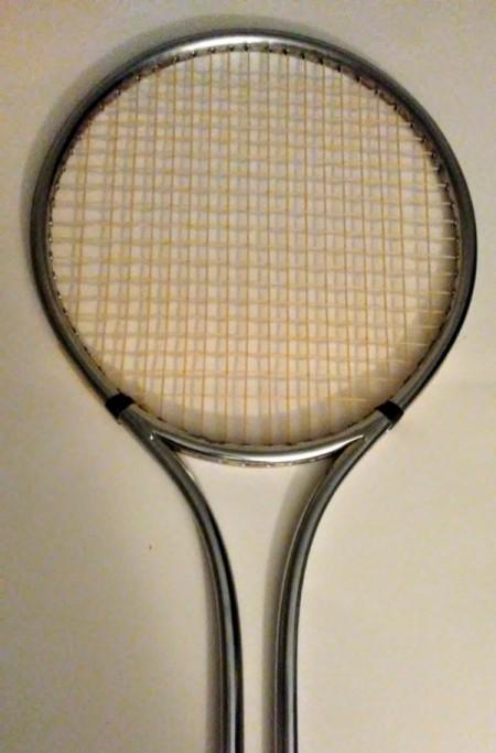 Tennis Racket Weaving - racket