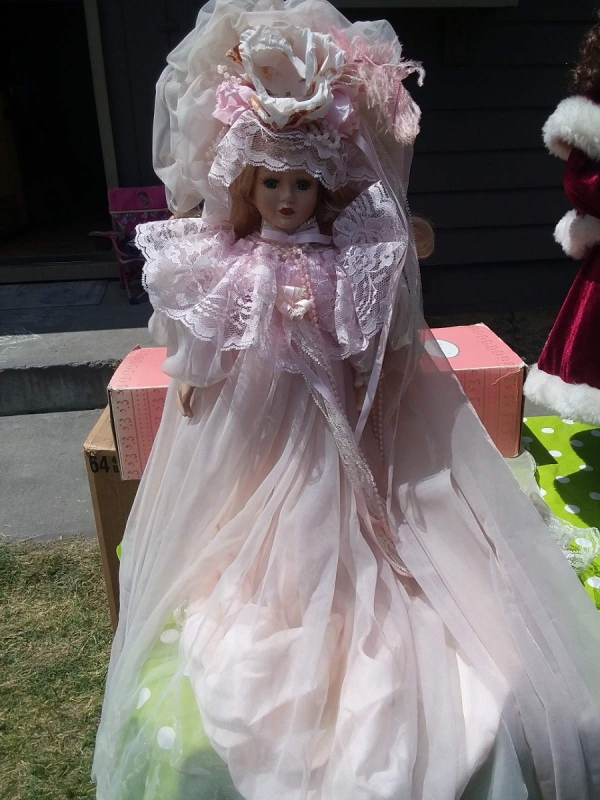 Finding the Value of Brinn Porcelain Dolls?  ThriftyFun