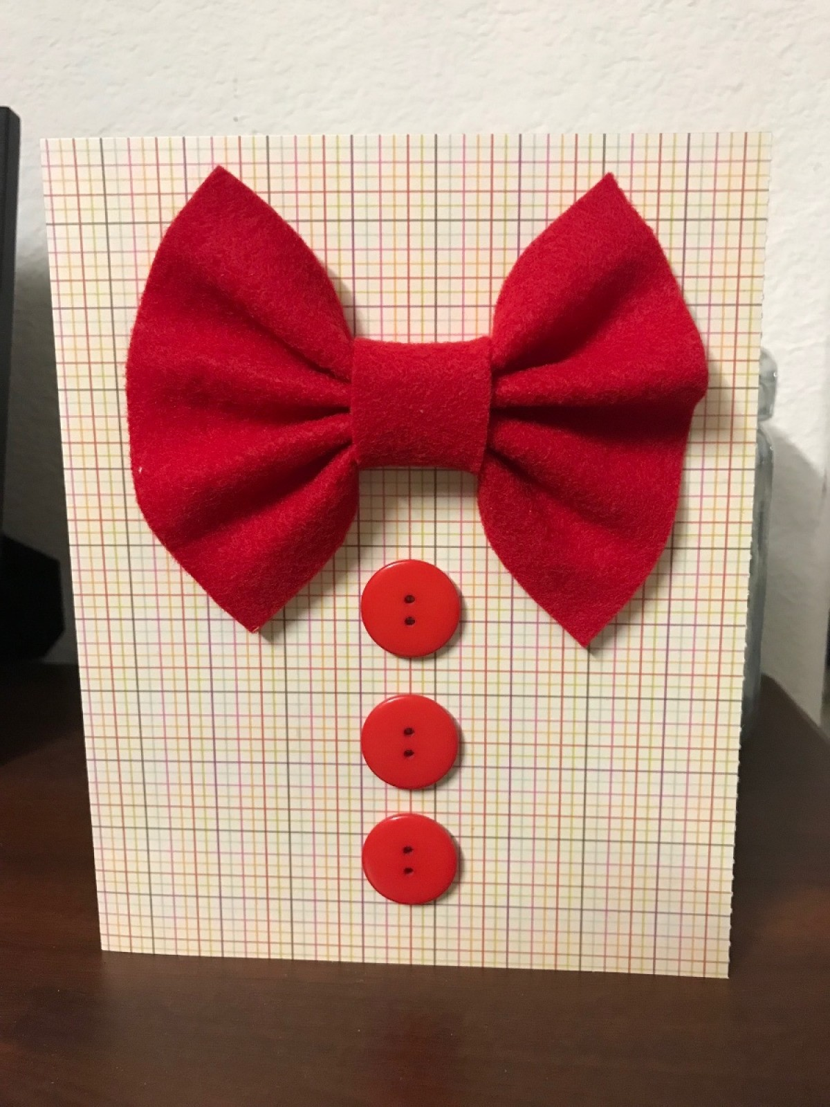 how to make a father u0026 39 s day bowtie card