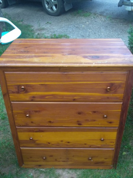 Value of 1940s Murphy Cedar Bedroom Furniture