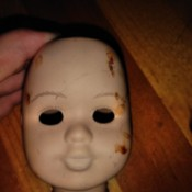 Identifying a Porcelain Doll Head