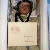 Information on Granville House Doll