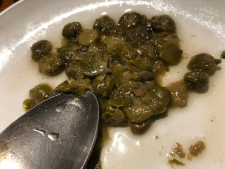 smashing capers