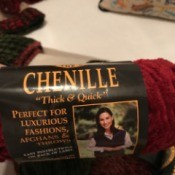 Finding Discontinued Lion Brand Chenille Quick & Thick Yarn