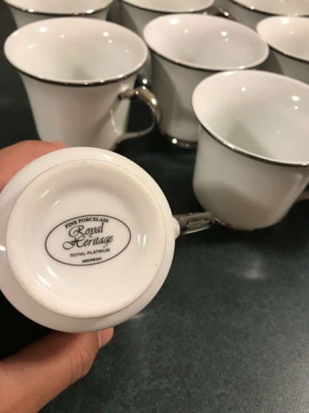 Finding the Value of Fine China