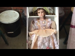 Value of a Crimson Collection Porcelain Doll   - doll in a box