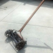 Information on a Coldwell Antique Reel Mower