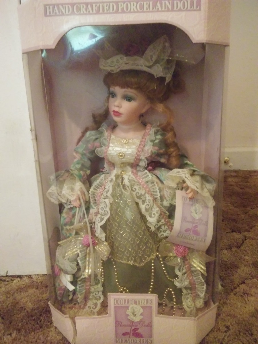 Value of a Collectible Memories Catherine Porcelain Doll?  ThriftyFun