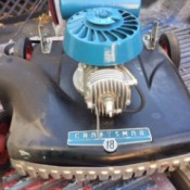 Information on an Old Sears Push Mower