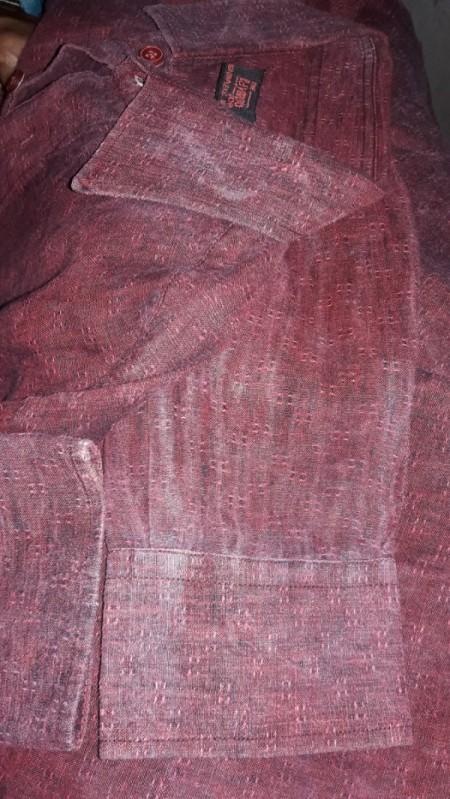 Shirt Has White Spots After Washing - white splotches on washed shirt