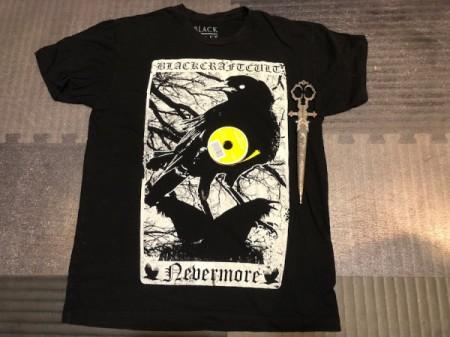 Corset-Back T-shirt - supplies