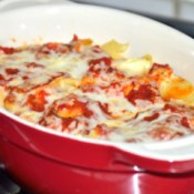 cooked stuffed shells
