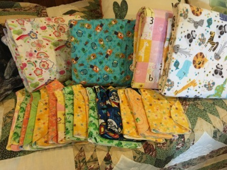Finding Fabric Donations for Charity Quilting Project