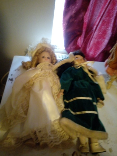 Value of Old Dolls