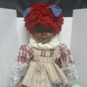 Value of Seymour Mann Dolls - Raggedy Ann