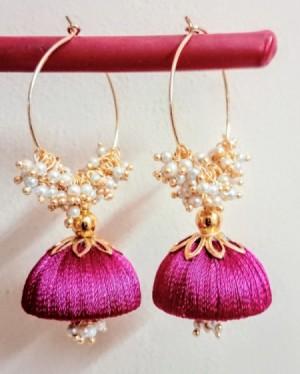 Name for Handmade Jewelry and Mehandi Business - beautiful drop earrings