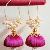 Name for Handmade Jewelry and Mehandi Business - beautiful drop earrings