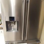 Frigidaire Top Ice Maker Not Working - French door refrigerator