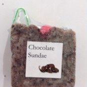 Bath and Body Products Business Name Ideas - chocolate soap