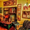 Name for a Furniture, Art, and Bohemian Decor Store - display
