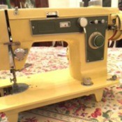 Finding a Manual for a Brother Sewing Machine - older sewing machine