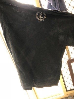 Repairing Bleach Stains on Clothing